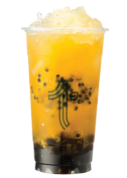 TRIPLE CHEWY PASSION FRUIT TEA